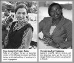 Rosa Parks & Victoire Ingabire
