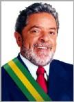 Lula - former president of Brazil