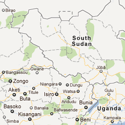 Soth Sudan Rising Continent - What continent is sudan in