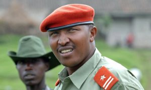 Rebel leader Bosco Ntaganda indicted by ICC