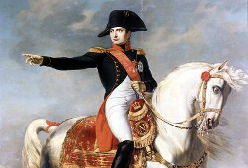 Napoleon Bonaparte - French Emperor