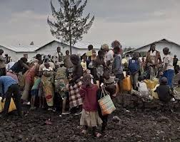 Displaced people in North Kivu - Picture UNHCR