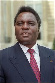 Juvenal Habyarimana - Former Rwandan president