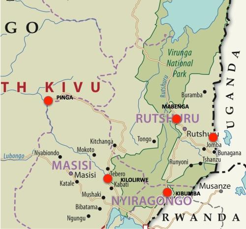 North Kivu  - Courtesy Jason Stearns