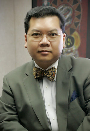 J. Peter Pham, Director of the Michael S. Ansari Africa Center at the Atlantic Council in Washington, DC