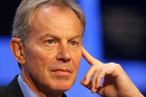 Tony Blair - Former British Prime Minister - Socialist Unity picture