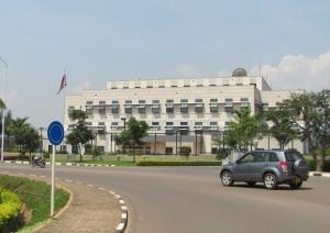 US Embassy in Rwanda