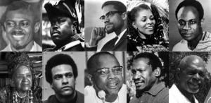 Inspirational role models of panafricanism