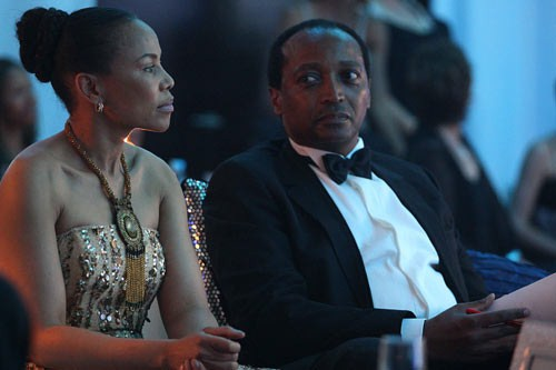 Patrice Motsepe - South African richest black man.