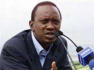 Uhuru Kenyatta - New President of Kenya