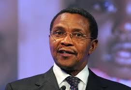 Tanzanian President Jakawa Kikwete whose forces are part of the international brigade of intervention whose objective is to target armed forces operating in Eastern Congo.