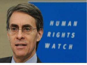 Kenneth Roth, Director of Human Rights Watch