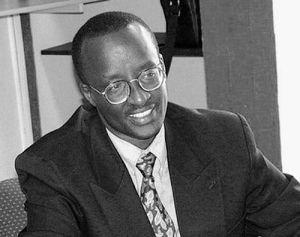 Gerard Gahima, former Rwandan general prosecutor