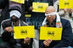 Piccadilly Circus rally highlights alleged genocide in DRC