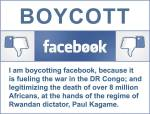 Boycott of Facebook starts October 28th for three days or more (your choice).