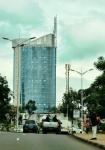 Kigali City Tower owned by the Rwandan president Paul Kagame was built while Rwandan children are denied education because they are poor in a country where 85% of the population are living under the line of poverty. This is happening while the president and his foreign friends claim Rwanda is an economic miracle.