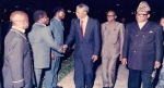 Mandela and Mobutu