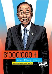 Picture of Ba Ki-Moon, UN Secretary General, by Don't Be Blind This Time