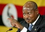 Joweri Museveni - President of Uganda